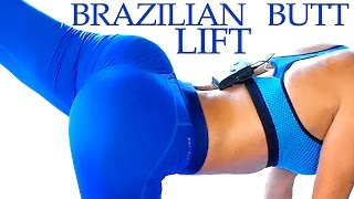 20 Minute Butt Lift Workout for Beginners: Tone & Shape Glutes Exercise Routine at Home