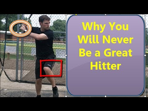 Baseball Swing Drills: Create More Power and Hit the Baseball Farther Everytime