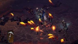 getlinkyoutube.com-디아블로3[근성부두] 지옥니 6세트 두꺼비 부두(4인 68단) [Diablo 3] 2.3 Patch Witch doctor