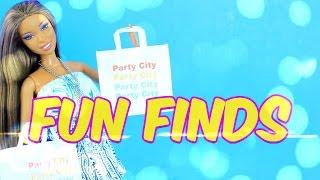 getlinkyoutube.com-Party City Fun Finds