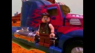 getlinkyoutube.com-Transformers Age of Extinction Stop Motion Autobots Reunite [Re-mastered]