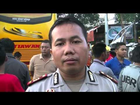 Kecelakaan Maut Bus Penumpang dan Minibus di Banyuwangi -NET24