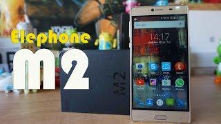 getlinkyoutube.com-Elephone M2 - Unboxing y review en español [3GB + 32GB]