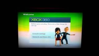 getlinkyoutube.com-Resetting XBox 360 Family Content