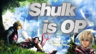 getlinkyoutube.com-Shulk is OP - Smash Bros. Wii U Montage