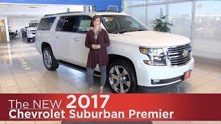 New 2017 Chevrolet Suburban Premier - Minneapolis, St Cloud, Monticello, Buffalo, Rogers, MN