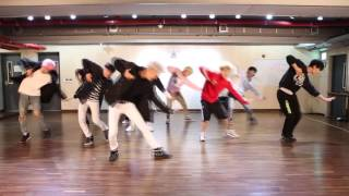 getlinkyoutube.com-ToppDogg (탑독) - THE BEAT Dance Practice Ver. (Mirrored)