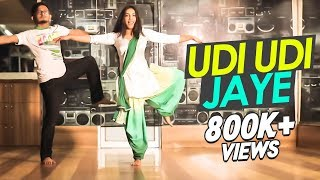 getlinkyoutube.com-Udi Udi Jaye | Raees | Ridy Sheikh and S.I. Evan Dance Cover