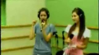 getlinkyoutube.com-[20090703] SNSD & SUJU - Sunny (Super Junior-Happy)