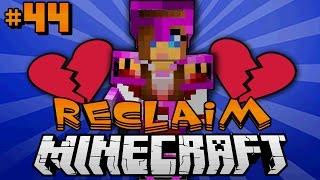Wird meine FREUNDIN STERBEN?! - Minecraft Reclaim #44 [Deutsch/HD]