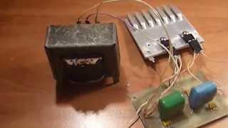 getlinkyoutube.com-Мой самодельный преобразователь 12-220 вольт
