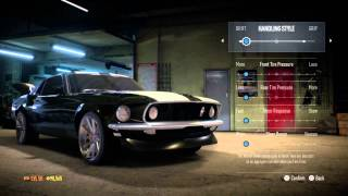 getlinkyoutube.com-Need For Speed 2015: Tokyo Drift Sean's Ford Mustang