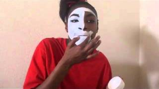 getlinkyoutube.com-Applying Mime Paint
