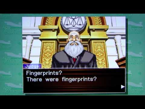 Phoenix Wright AA: Justice For All pt18
