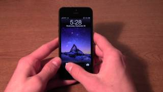 getlinkyoutube.com-iPhone 5 full video review