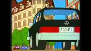 Adolf Hitler bei den Simpsons
