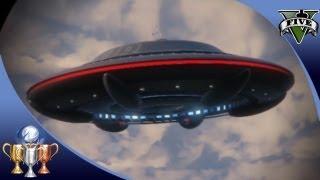 getlinkyoutube.com-GTA 5 -  Flying UFO Easter Egg Over Mt. Chiliad -  Illuminati Alien UFO Mystery (GTA V) [100%] #GTA5