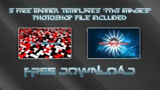 getlinkyoutube.com-FREE Youtube One Channel template pack #2 (*Works With Any Image Editior*) Photoshop files included