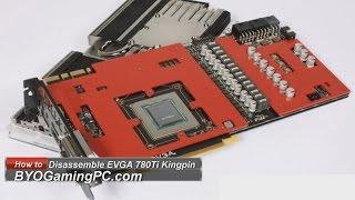 getlinkyoutube.com-How to Disassemble EVGA GTX 780Ti Classified Kingpin