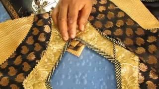 Prasanta Blouse Design AAA Drafting Stitching/Make Fashion Tutorial part 3 of 4