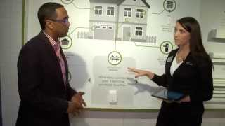 Pella Insynctive Technology at CES 2015 with Mario Armstrong