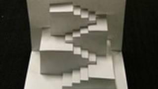 getlinkyoutube.com-Amazing 3D Paper Design!