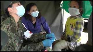 getlinkyoutube.com-ネパール国際緊急援助医療援助隊とネパールの子供たち