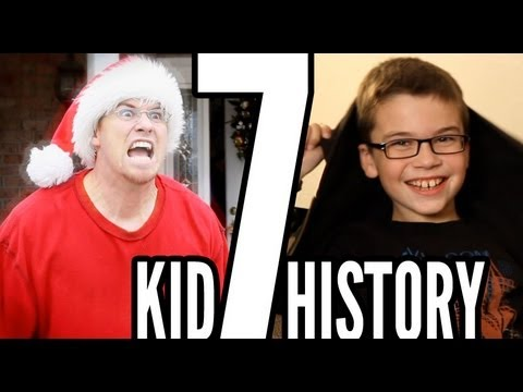 Kid History - Episode 7 (Christmas) - by BoredShortsTV