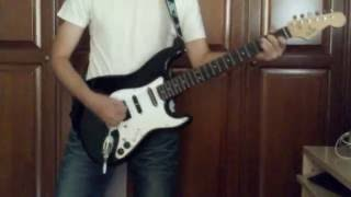 getlinkyoutube.com-Christos Dantis - Kommatia(Guitar Cover)