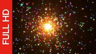 getlinkyoutube.com-HD Moving Stars Background Video Loops