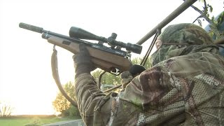 getlinkyoutube.com-The Airgun Show – hunting for rabbits, pigeons and squirrels, PLUS the BSA R-10 Mk2 on test