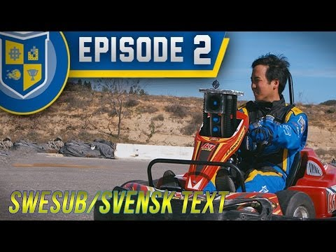 Video Game High School (VGHS) [SweSub] - Season 2: Episode 2 [Svensk Text]