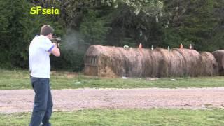 getlinkyoutube.com-Probando Muchas Armas De Guerra