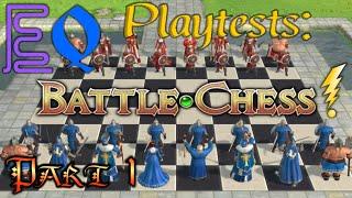 getlinkyoutube.com-Playtest: Battle Chess: Game of Kings