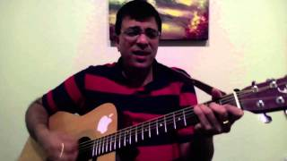 getlinkyoutube.com-Kodiyilae Malligapoo Illayaraja guitar chord lesson by Suresh