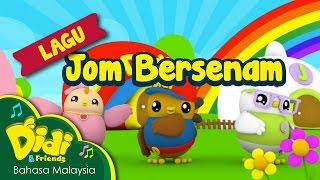 getlinkyoutube.com-Lagu Kanak Kanak | Jom Bersenam | Didi & Friends