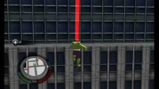 getlinkyoutube.com-The Incredible Hulk Movie Game Walkthrough Part 28 (Wii)