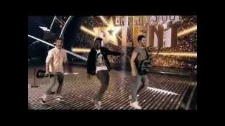 getlinkyoutube.com-[Full] Loveable Rogues - Britains Got Talent 2012 Final - Honest