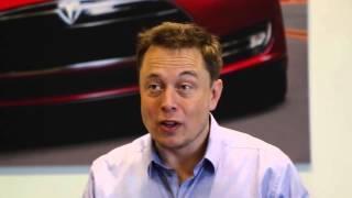 Elon Musk - Starting a Business