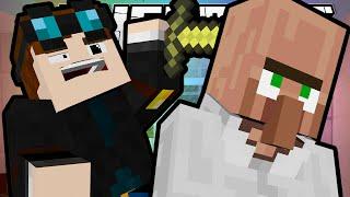 getlinkyoutube.com-Minecraft | 10 WAYS TO KILL A VILLAGER!!