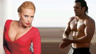 getlinkyoutube.com-Salman accepts relation with Lulia Vantur in Arpita Marriage