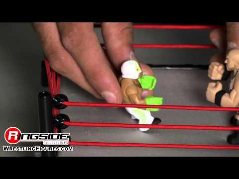 Ryback & Rey Mysterio - WWE Rumblers 2-Pack Mattel Toy Wrestling Figures - RSC Figure Insider