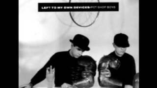 getlinkyoutube.com-Pet Shop Boys - Left To My Own Devices [The Disco Mix]
