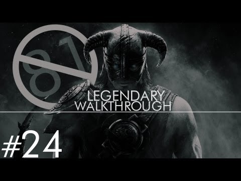 Skyrim Legendary Walkthrough Part 24 (Soul Cairn Pt. 3)
