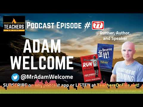 Adam Welcome