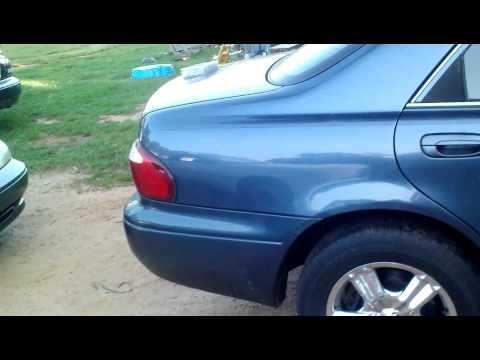 THREE Mazda 626's