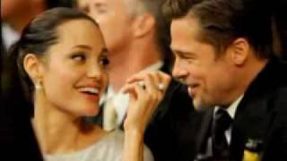 getlinkyoutube.com-The entire history of Brad and Angelina's love