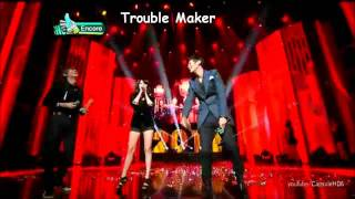 getlinkyoutube.com-Trouble Maker - Doo Joon (cover dancer)|feat. JH & hyuna|
