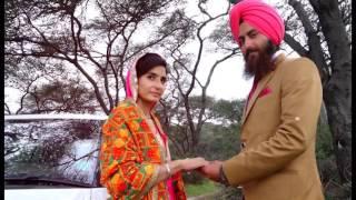 Paramjeet singh & Palwinder kaur, Sohneya Sajna Couple Song...2017