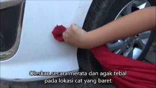 getlinkyoutube.com-Tips Menghilangkan Baret Mobil (Banyolan) - by Haidar Diandra